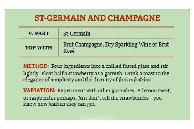 What On Earth is St-Germain?