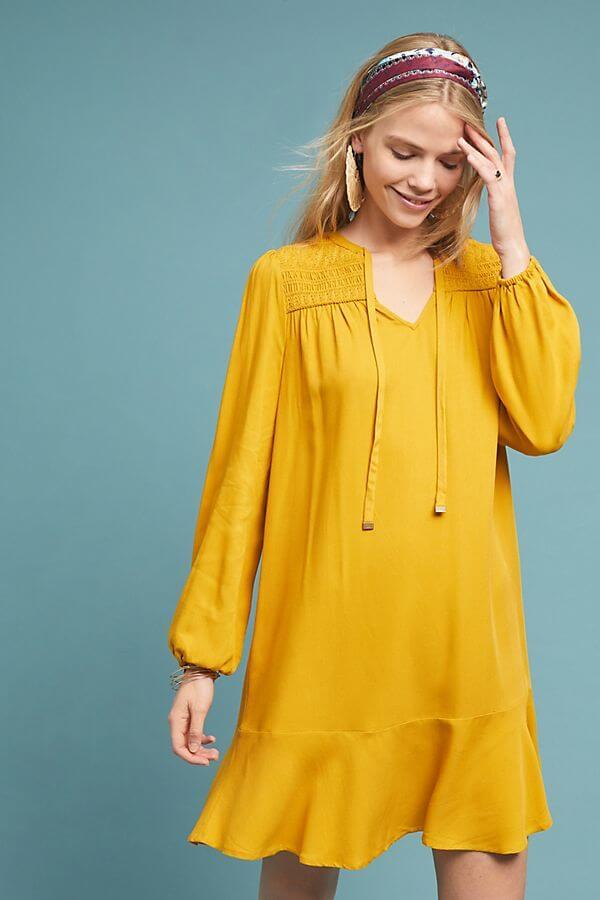 1564e782 This bright and vibrant tunic dress is easy, breezy, comfortable, ideal for  summer and with an open front and sleeves that can easily be rolled up, ...