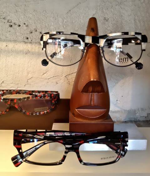 Look sharp with super stylish glasses.