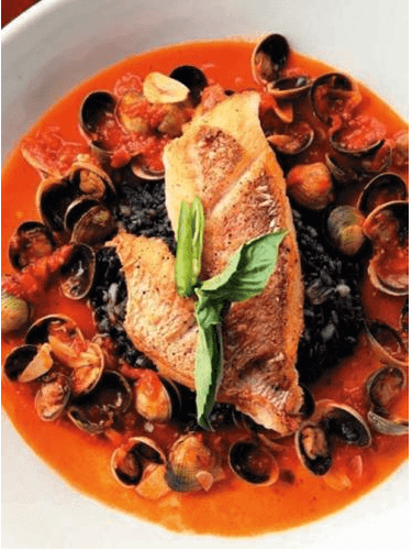 Gianmarco's = italian at its best. Photo credit: www.birminghamrestaurants.com.