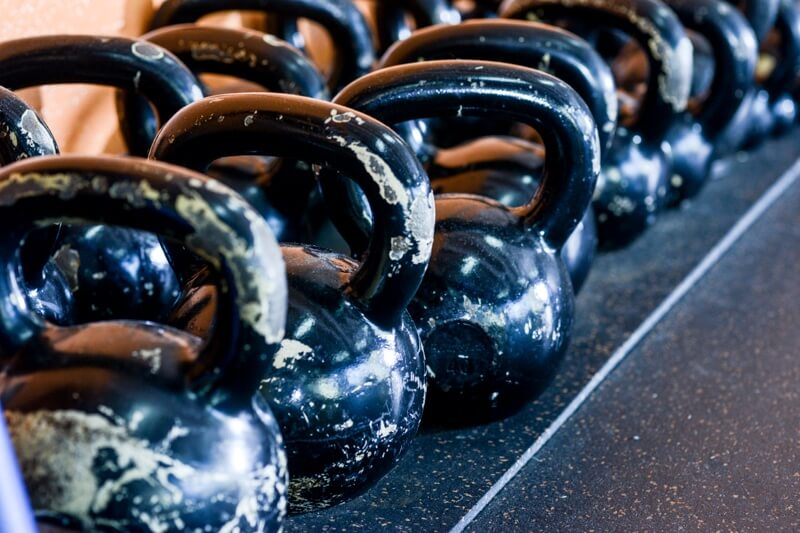 Fitness diet tips:: Marathon Fitness uses weights to maximize calorie burn.