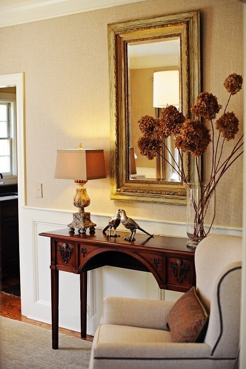 Flip your Dining Room and Living Room to Maximize Space