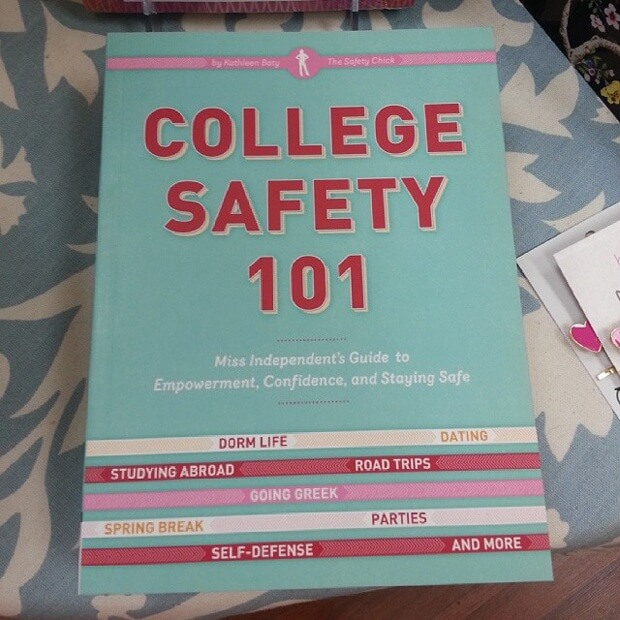 college safety book