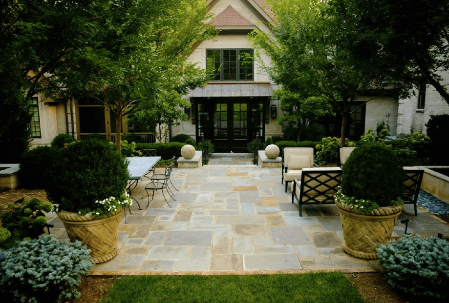 Page Duke: A Strong Landscape Focal Point