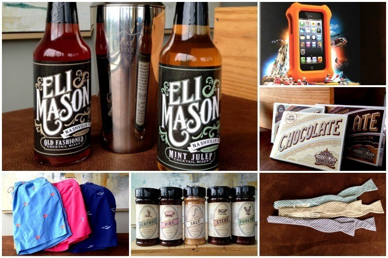 Great, Local Gifts for Dad (but you might want these, too!)