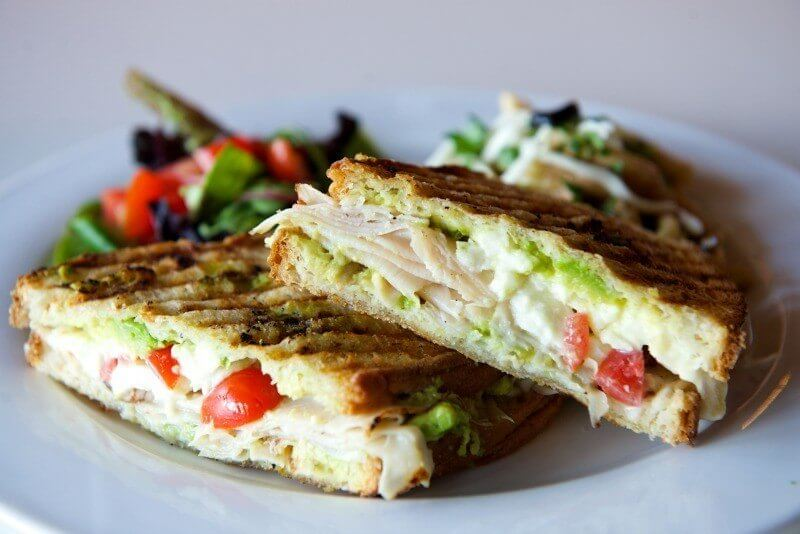 A Porta Via panini sounds divine, doesn't it?