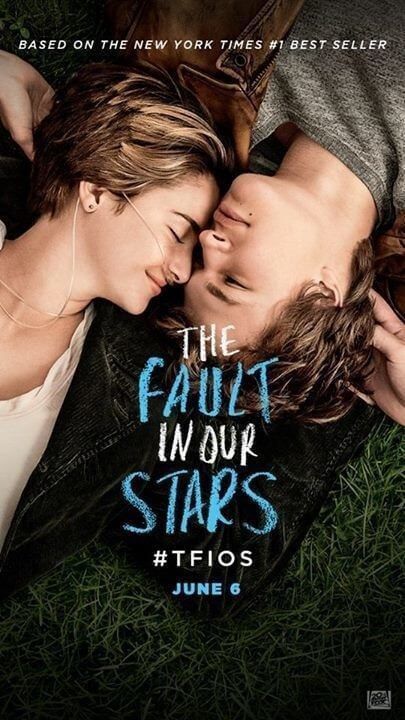 """From StyleBlueprint's """"18 Best Young Adult Books"""" list! The Fault in Our Stars."""
