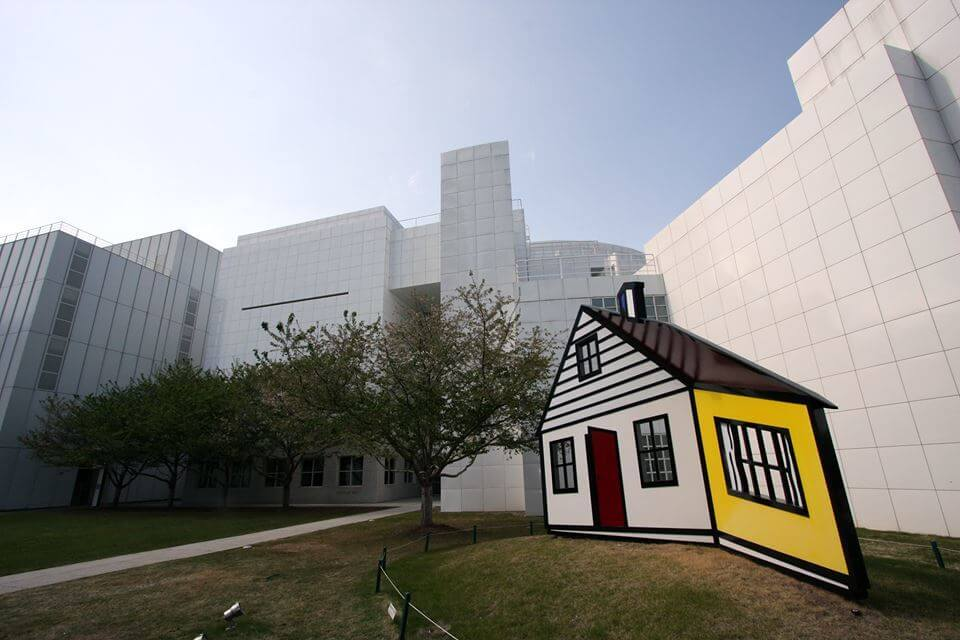 Visit the High Museum of Art during Bank of America's Museums on Us weekend!