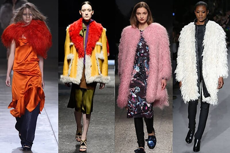Prada, MSGM, and Tom Ford fall 2014_ Lessons from the Runway: Layering for Fall 2014