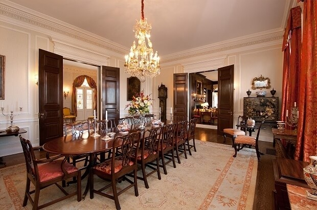 malvern dining room