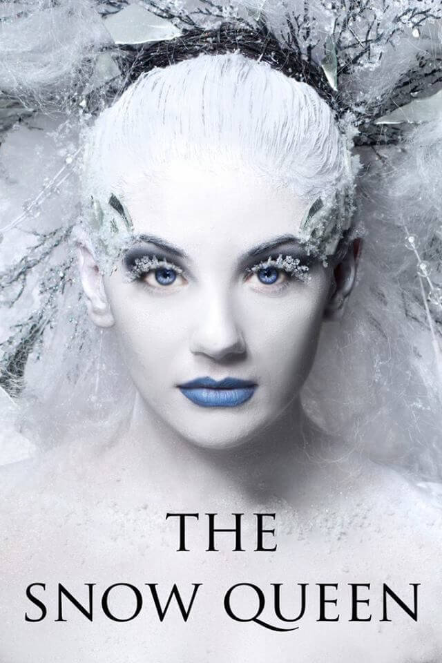 Serenbe Playhouse presents a dramatic re-imagining of The Snow Queen. (Image credit: Serene Playhouse)