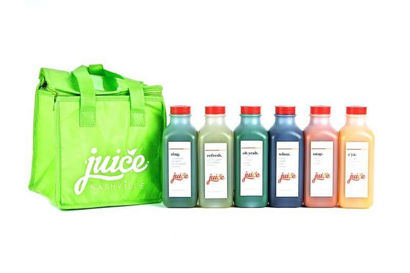 The Gift Juice Box from Juice Nashville