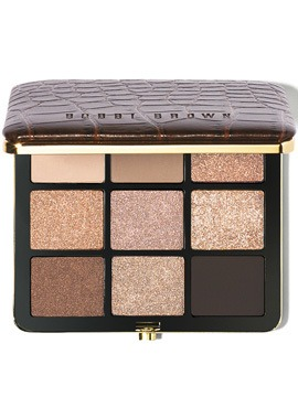 The Limited Edition Holiday shadow set has everything you need to create a glamorous holiday look. Image credit: bobbibrown.com
