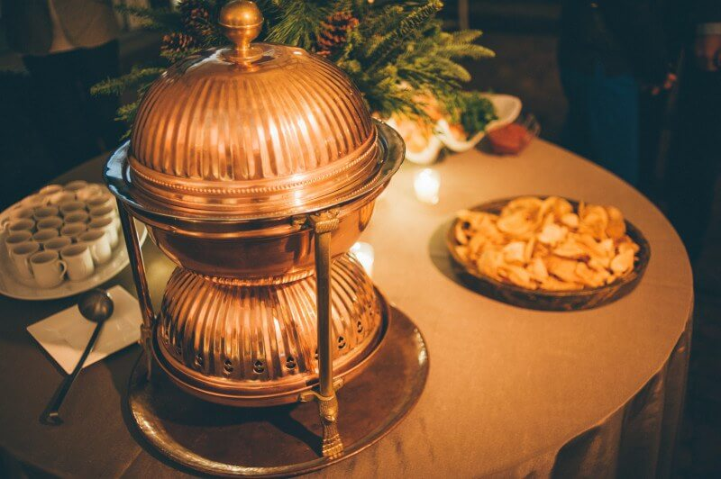 Consider serving soup at your holiday party. These tips walk you through how to throw a perfectly elegant holiday party!