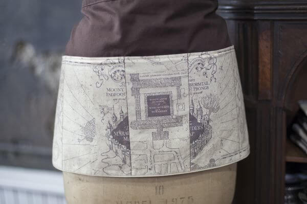 Marauder's Map Apron from Alchemy