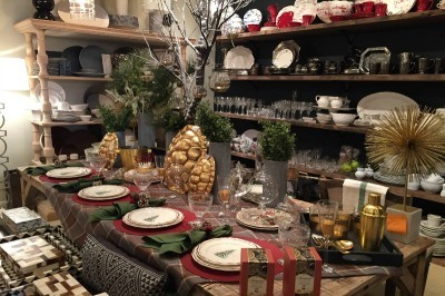 Holiday Decor Inspiration at Table Matters