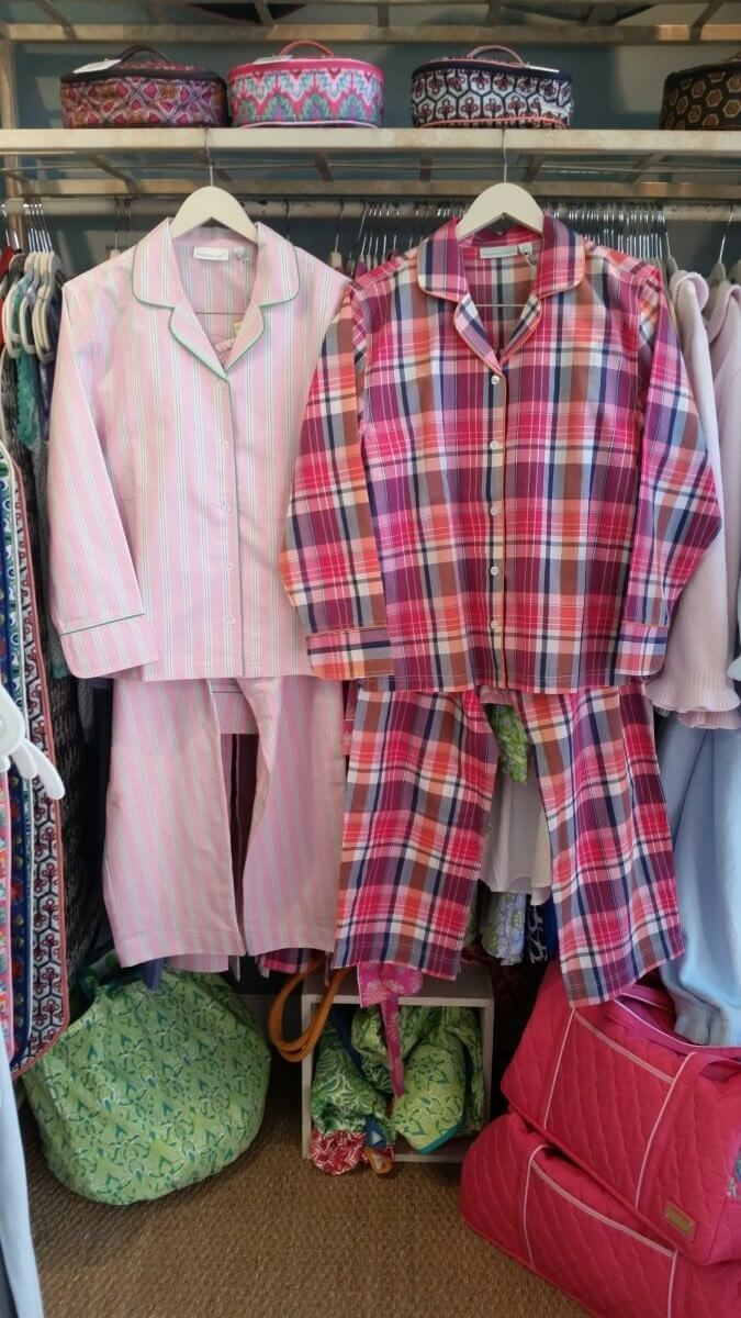 Needham Lane pj's at Gild the Lily