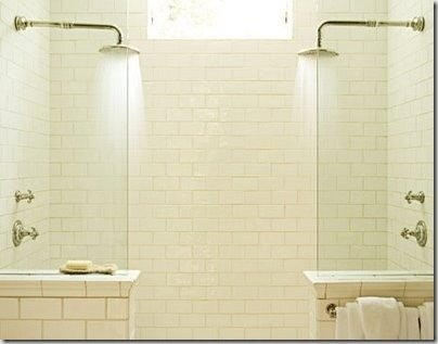 The bath redo idea boards took a decidedly spa-like turn.| Image pinned from Things That Inspire