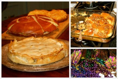 Not Going to Mardi Gras? Eat Like You Are!