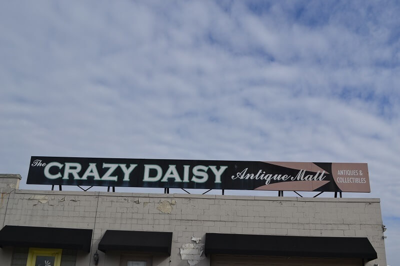 Great Louisville Consignment Furniture Stores-Crazy Daisy on Mellwood St. in Butchertown