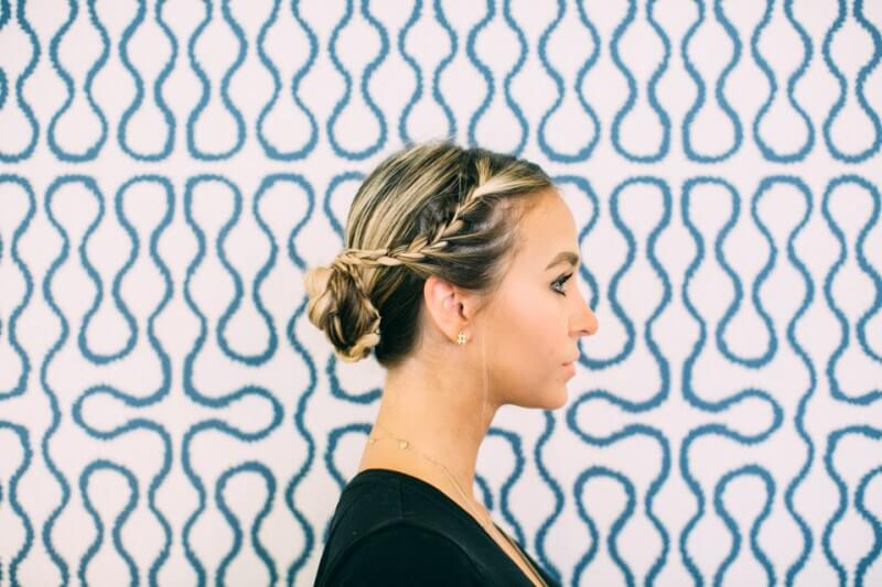 Easier Than It Looks! An Updo for the Hot Weather Ahead