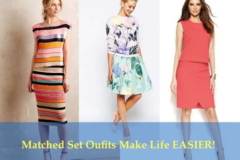 Fashion's Easiest Trick To Look Put Together and Fabulous
