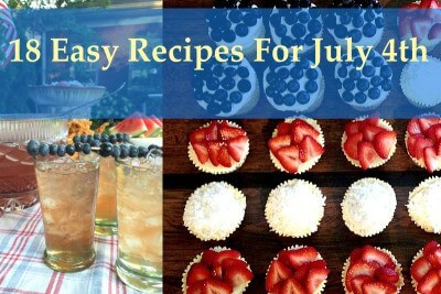 18 Easy July 4th Recipes
