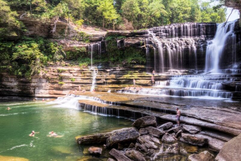 8 Stunning Waterfalls Within a Short Drive of Nashville