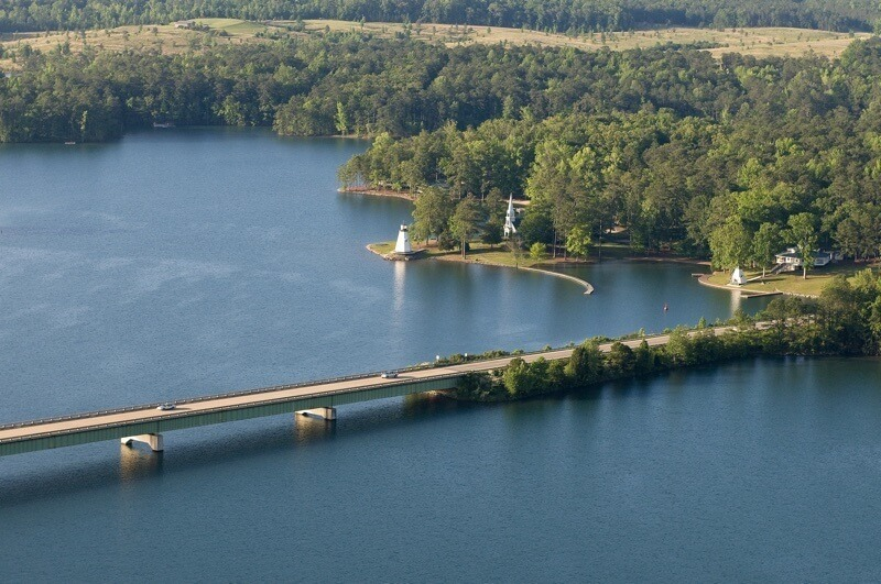 Children's Harbor in Lake Martin, AL