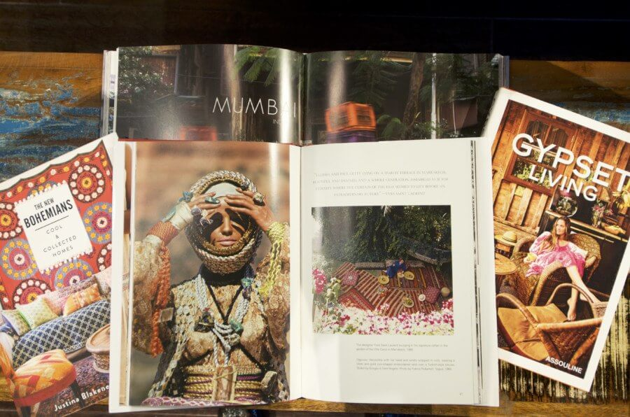 The perfect coffee table book is a must for being the perfect hostess!