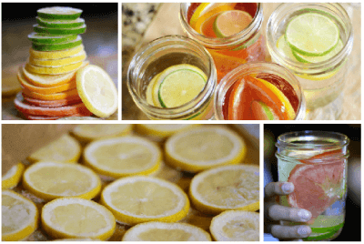 The Secret to Making Refreshing Fruit Water