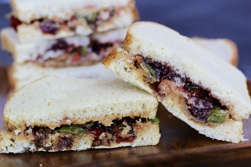 The Most Amazing Peanut Butter Sandwich You've Never Had