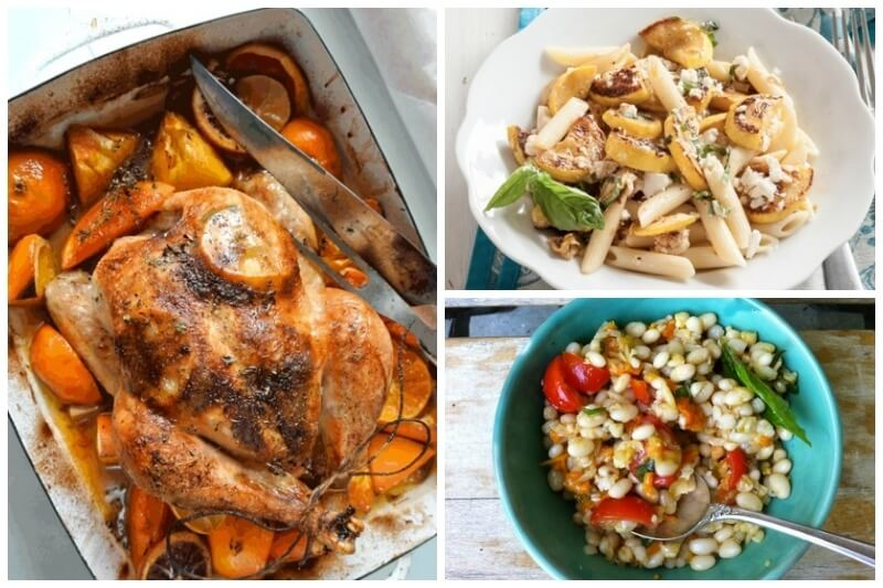 5 Weeknight Meals: Quick, Easy, Tasty & Healthy!