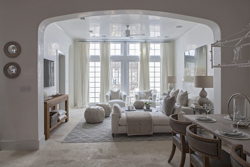 Working With Brad Ramsey Interiors Ensures A Specific Attention To Detail  Throughout The Entire Process Of Renovation.