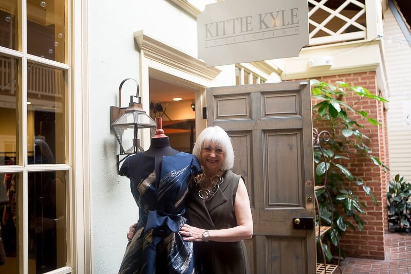 Cindy Gambrell bought Memphis boutique Kittie Kyle, located in Chickasaw Oaks Village, in 2000.
