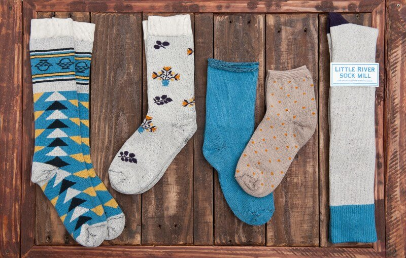 If you think socks are a boring gift, think again.