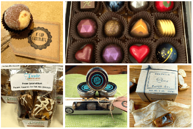 Sweet, Sweet Memphis: Creative Candymakers