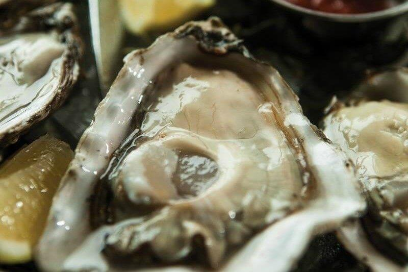 The Southern Steak & Oyster oysters