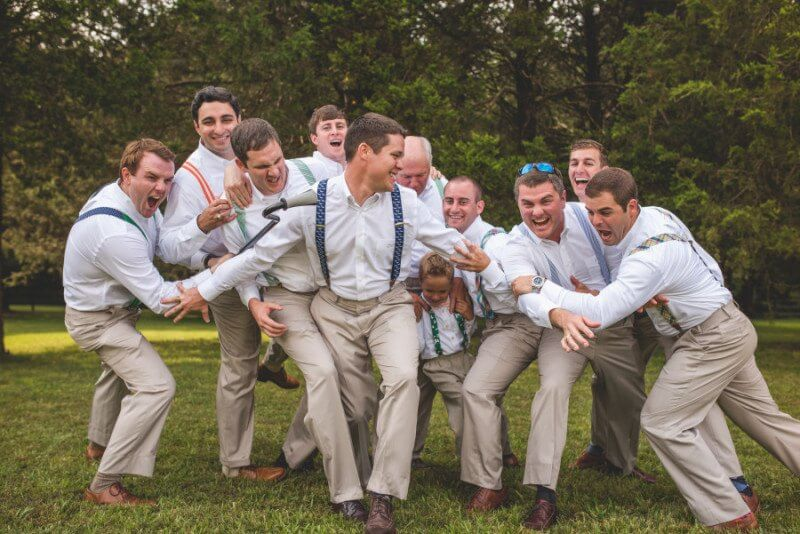 Tennessee farm wedding