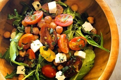 3 Fresh, Creative Salad Recipes from Local Chefs