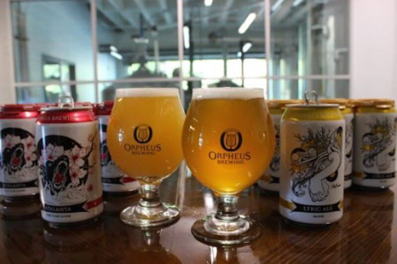 Welcome to Orpheus Brewing!