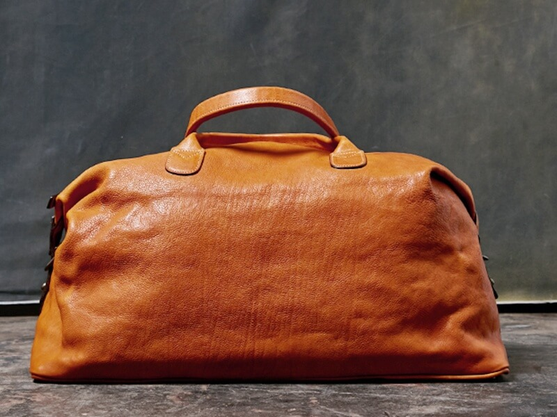 Moore & Giles modern saddle bag, $1,195, at Harrison Ltd.
