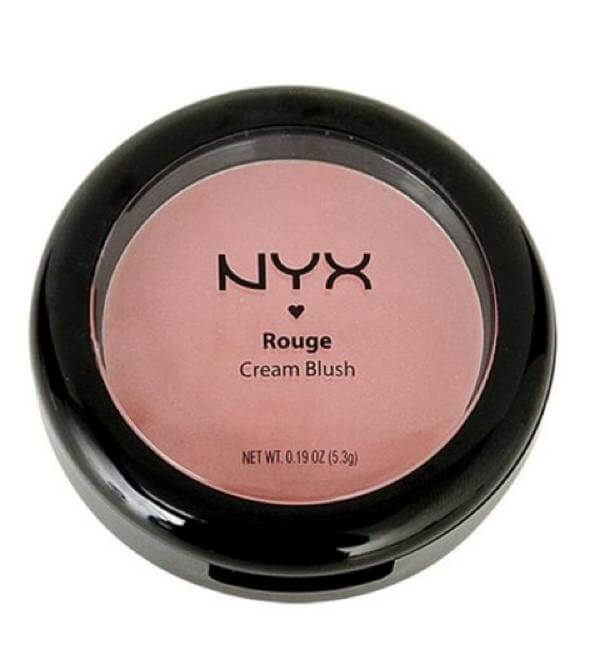 This rouge cream blush from New York Cosmetics is $6.