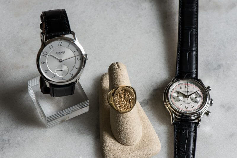 Mednikow accessories are sure to enhance your style