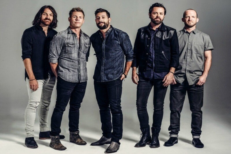 Behind the Scenes with Old Dominion