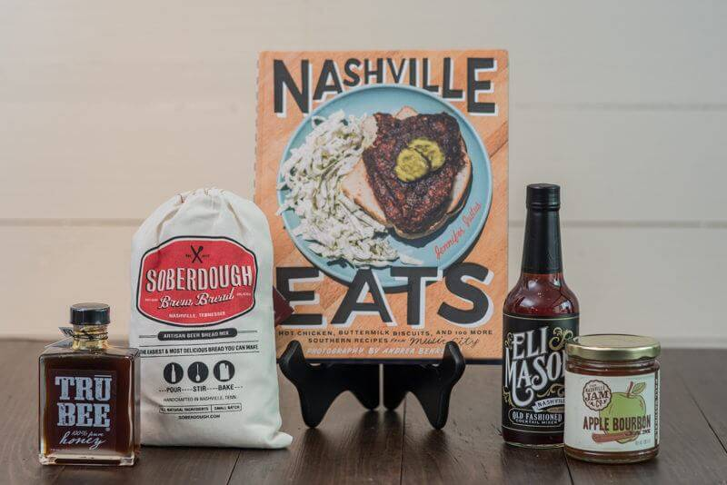 Nashville books and sauces make perfect gifts!