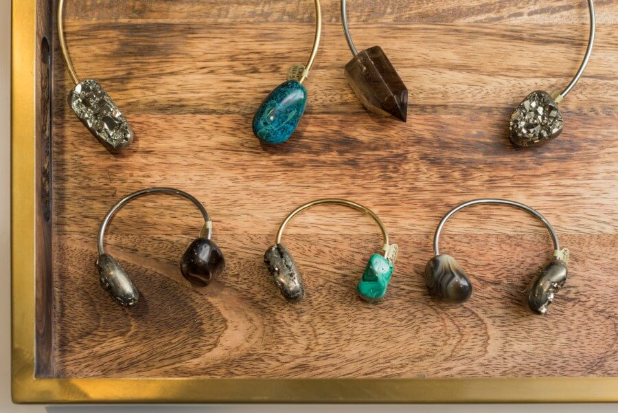 Find local jewelry at the Music City Marketplace