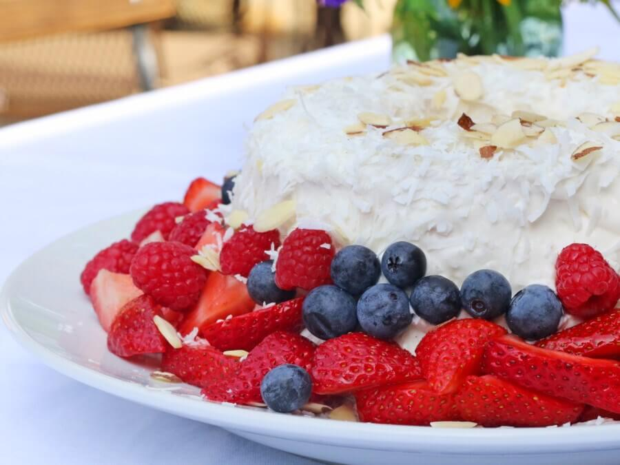 Tty one of these no bake desserts for July Fourth