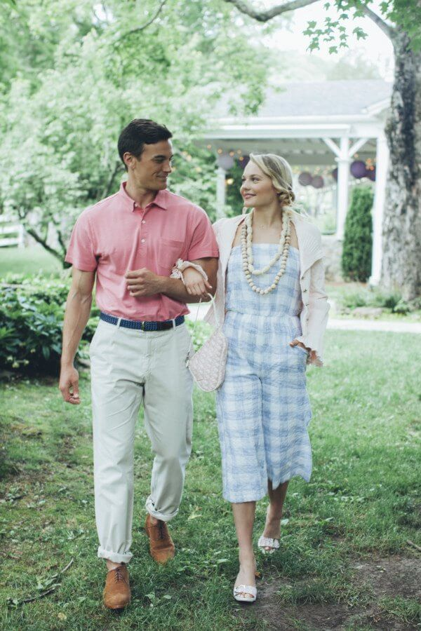 Going to a casual wedding? Keep these fashion tips in mind