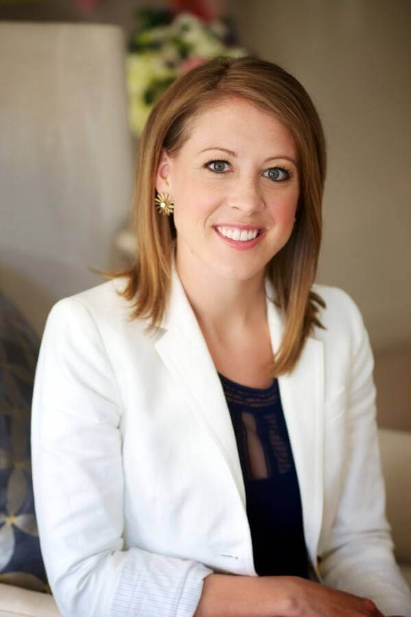 Neillie Kirk Butler, owner and executive planner of Mariée Ami, a wedding planning studio in Mountain Brook Village